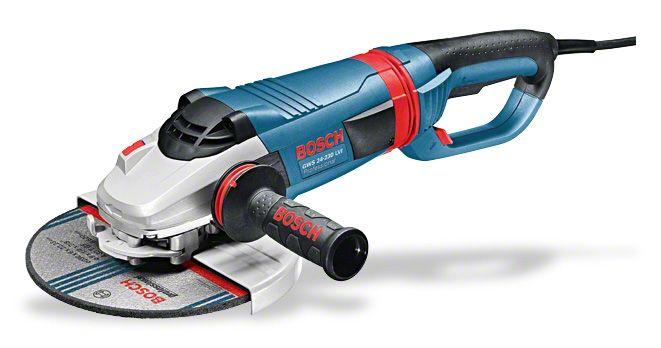 Угловая шлифмашина GWS 24-230 LVI Professional 0601893F00