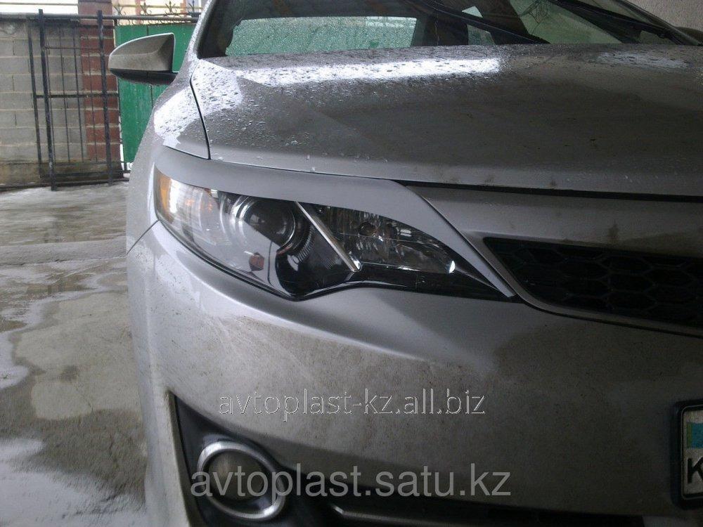Eyelashes On Headlights Of Toyota Camry 50 Buy In Almaty