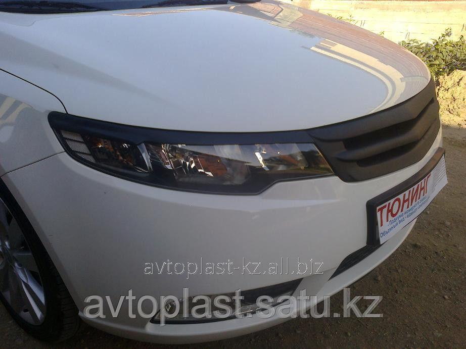 Eyelashes On Headlights Of Kia Cerato 09 12 Buy In Almaty