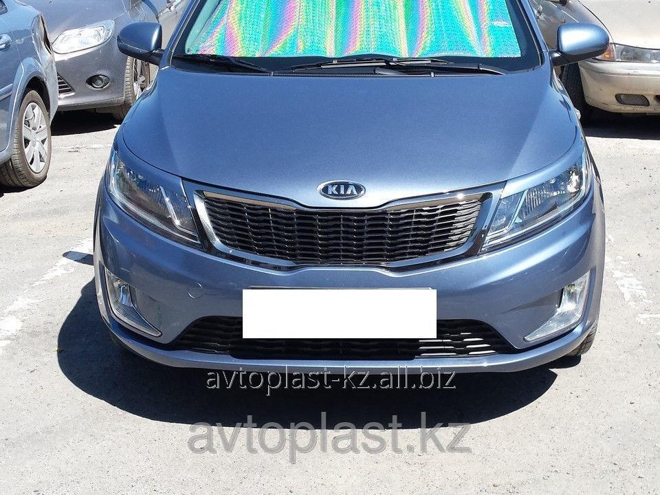 Eyelashes On Kia Rio Headlights Buy In Almaty
