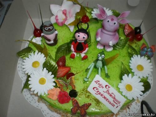 Детские торты алматы