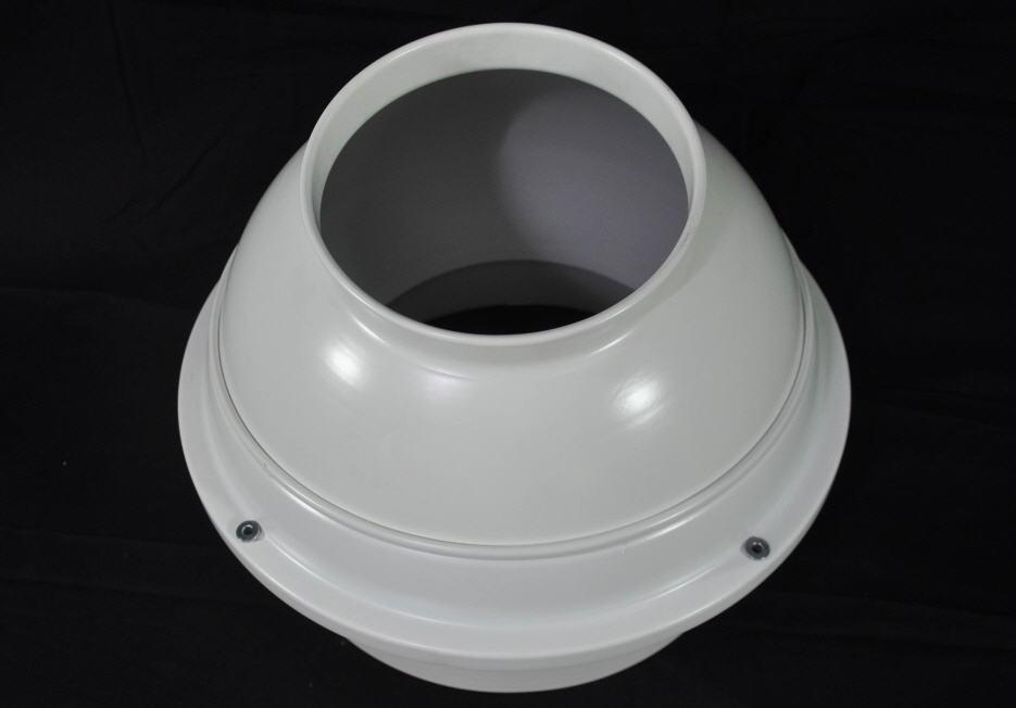 Купить Сопла реактивные, комплектующие к вентиляционному оборудованию