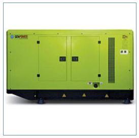 Купить Дизель-генераторная установка GPR 88 в кожухе 64 кВт +АВР