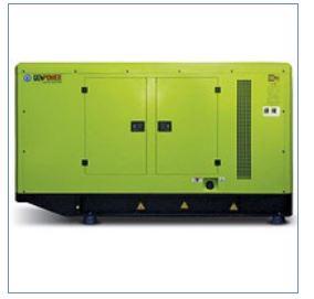 Купить Дизель-генераторная установка GPR 112 в кожухе 80 кВт +АВР
