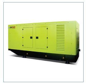 Купить Дизель-генераторная установка GDP125 в кожухе 100 кВт +АВР