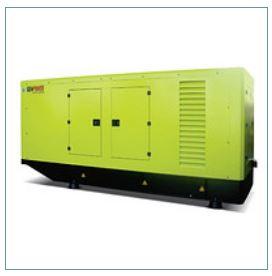 Купить Дизель-генераторная установка GPR150 в кожухе 108 кВт +АВР