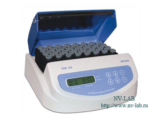 """Цифровой термостат TDB-120 (биоформа) типа """"Dry Block"""""""
