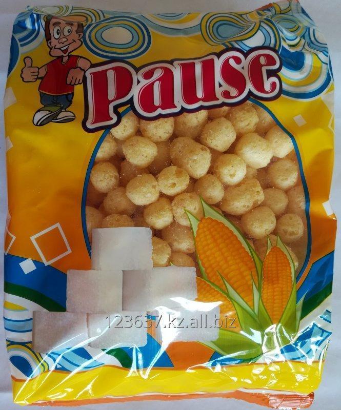 Купить Кукурузные шарики с сахаром, 250 гр