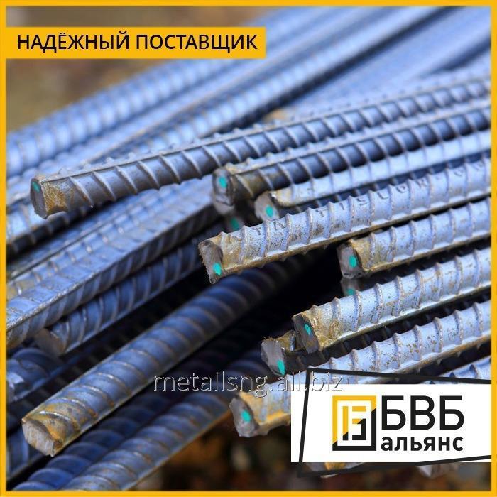 Арматура стальная рифленая 12мм А3 25Г2С