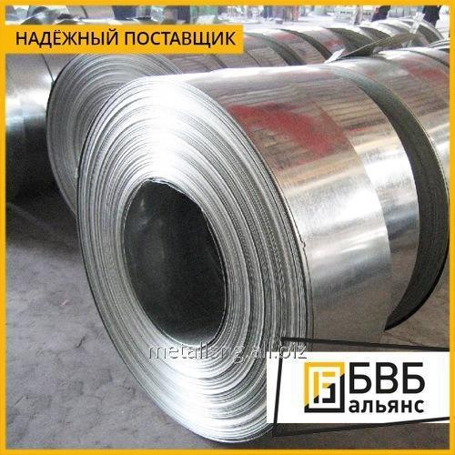 Купить Лента стальная 0,1 мм 40КХНМ