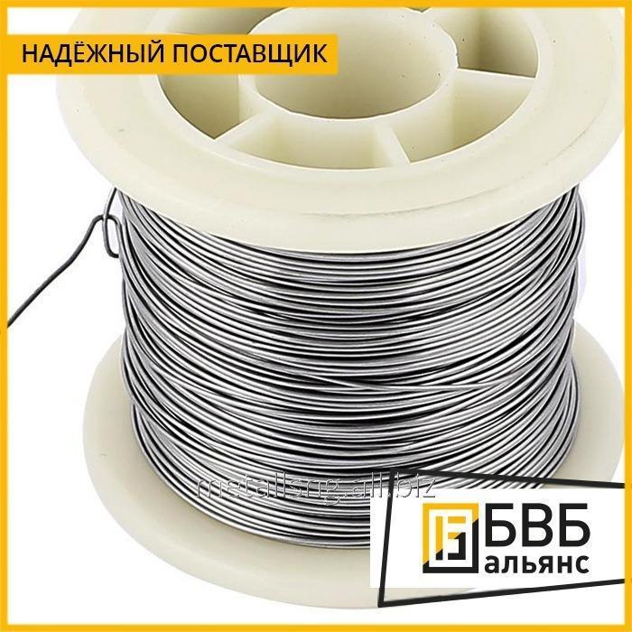 Купить Проволока Нихром 0,1 мм б/с Х15Н60