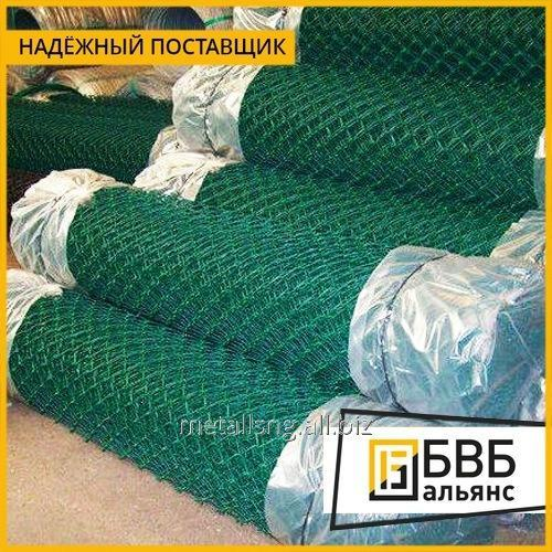 Buy Grid chain-link 35 x 35 x 2,5 galvanized TU 1275-001-71562291-2004