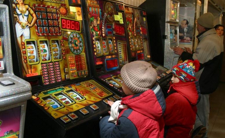 Купить Автоматы игровые