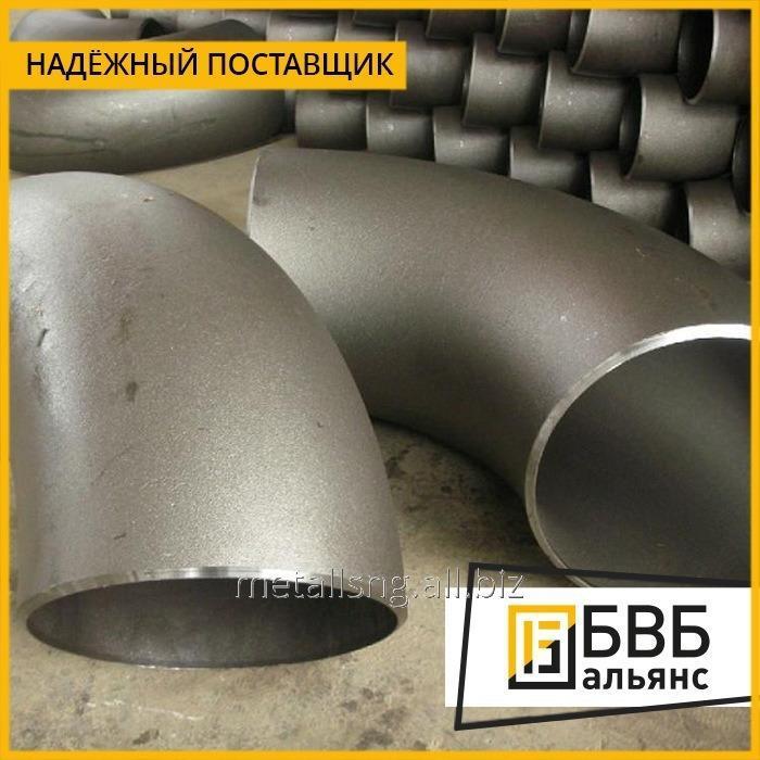Купить Отводы стальные 108 х 4,0-1-ППУ-ПЭ