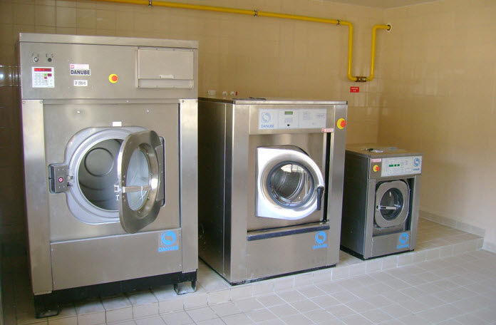 Buy Equipment for laundries