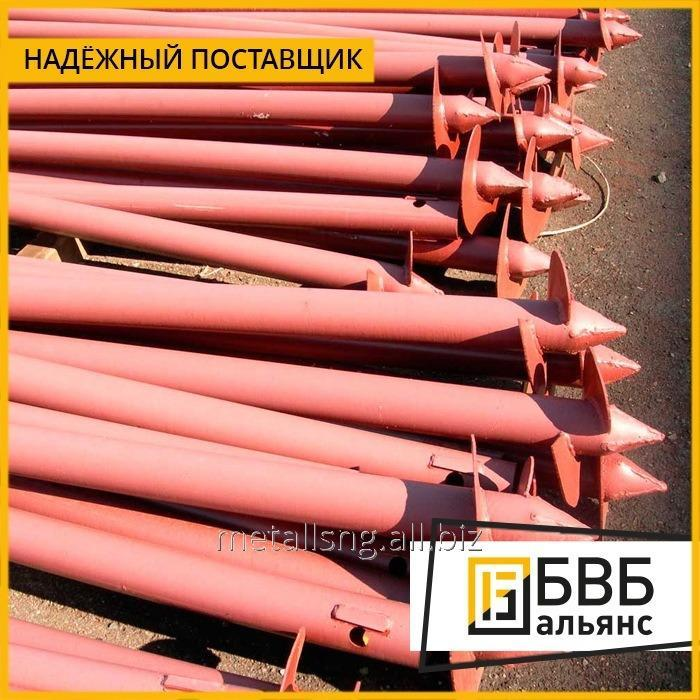 Buy Pipes under piles of 325 mm