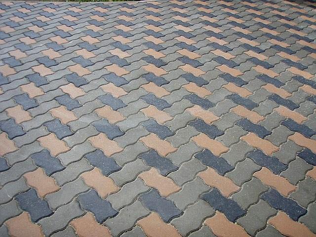 Buy The figured paving slabs to buy in Almaty