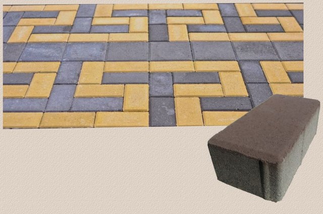 Buy Cement and sand paving slabs in Almaty