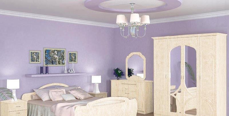 Антария спальня