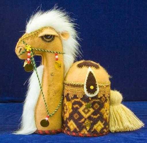 Купить Подарки и сувениры, Верблюд шкатулка.