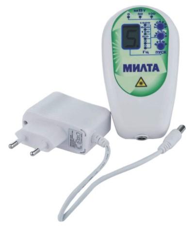 Аппарат лазерной терапии  МИЛТА-Ф-5-01