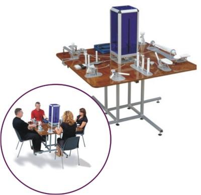 Многофункциональный стол для  мануальных упражнений руки