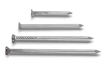 Гвозди строительные производства НУРТАУ-А, диаметр/длина 4,0*100 мм