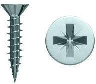 Винты самонарезающие для гипсокартона ТУ ВУ 009-2008 и ТУ ВУ 010-208, диаметр/длина 3,5*16 мм