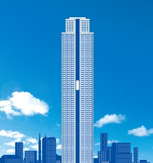 Купить Высокоскоростной сверхкомфортный лифт Mitsubishi Electric