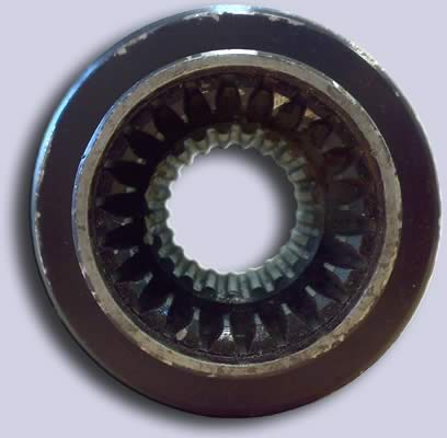 Купить Шкив тормозной механизм поворота КС-3577.28.126-1