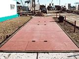 Весоизмерительного оборудования, весы платформенные и т.д.