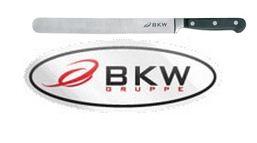 Нож для нарезки ветчины  T МК100