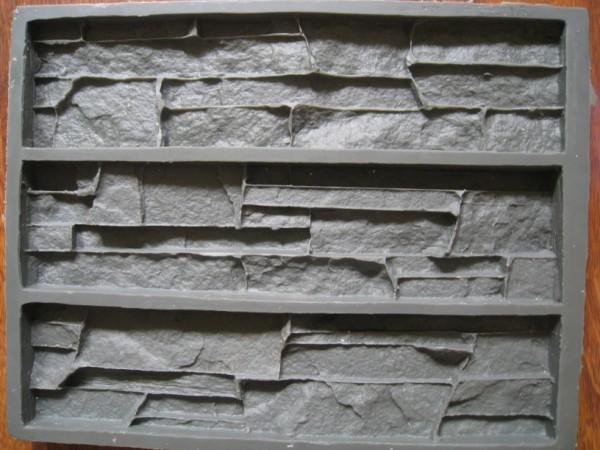 Как сделать форму для декоративного камня