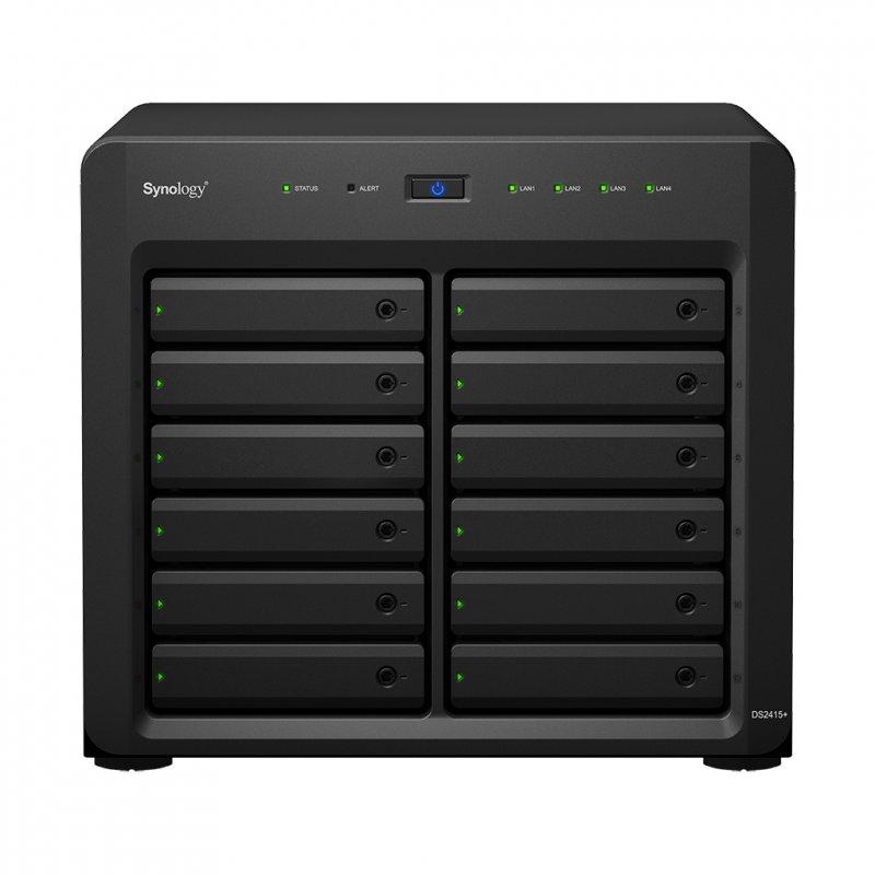 Купить NAS-сервер Synology DS2415+