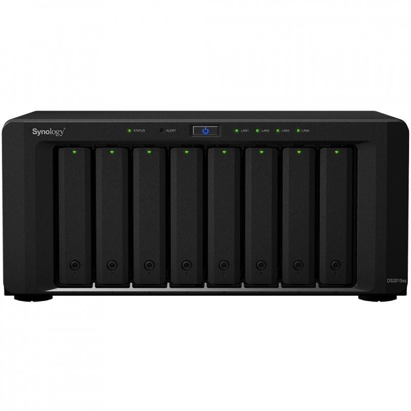Купить NAS-сервер Synology DS2015xs