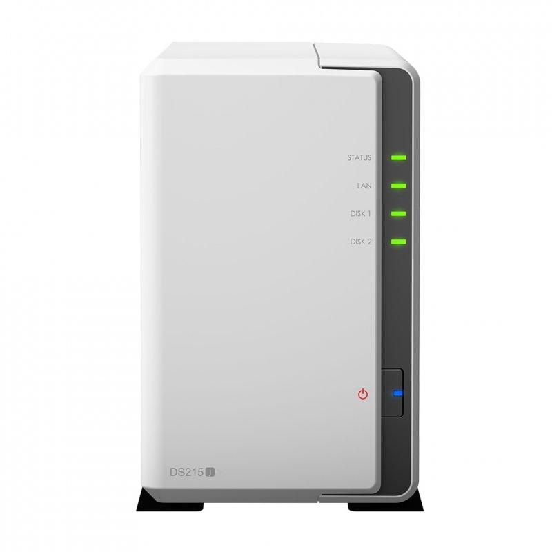 Купить NAS-сервер Synology DS215j