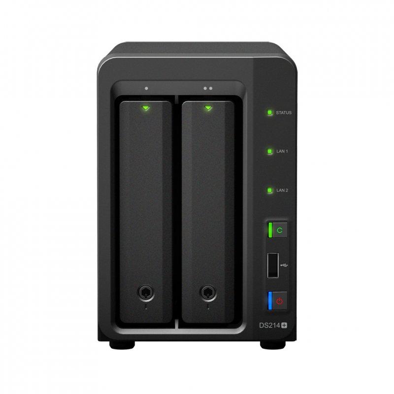 Купить NAS-сервер Synology DS214+