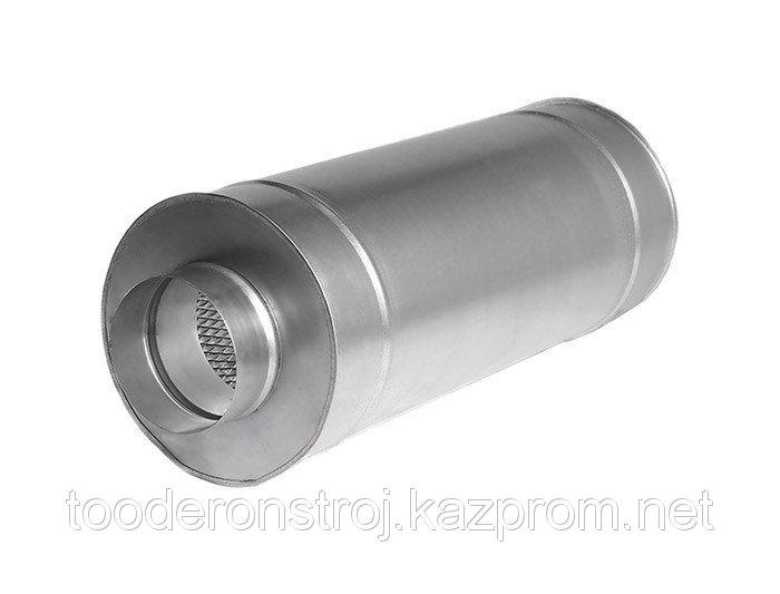 Купить Глушитель шума трубчатый круглый для вентиляционных установок ГТК 1-10 (355/480)