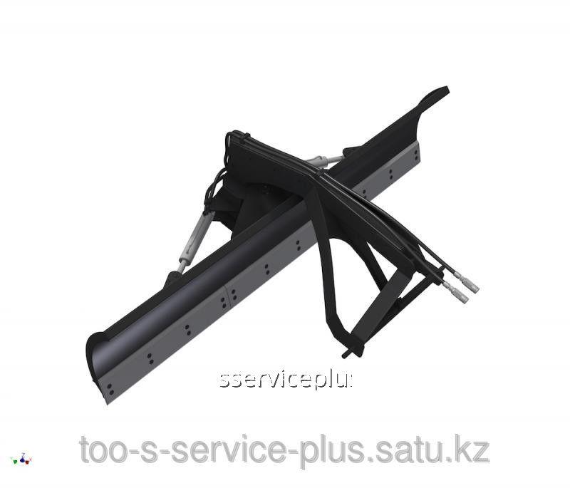 Купить Отвал поворотный (лемех) с гидравлическим управлением, стальная кромка, ширина 3000мм