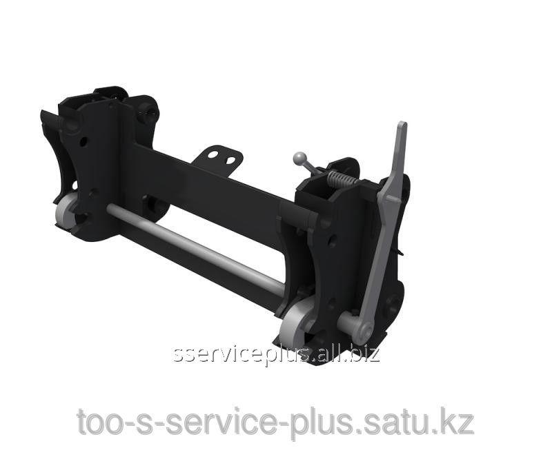 Купить Механическое быстро зажимное устройство для экскаватор-погрузчиков с эксплуатационной массой менее 10 тн