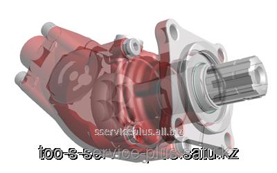 Купить Поршневой насос изогнутой оси FR 30L-350 бар