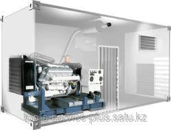 Купить Электростанция ESP-300 (с двигателем Perkins)