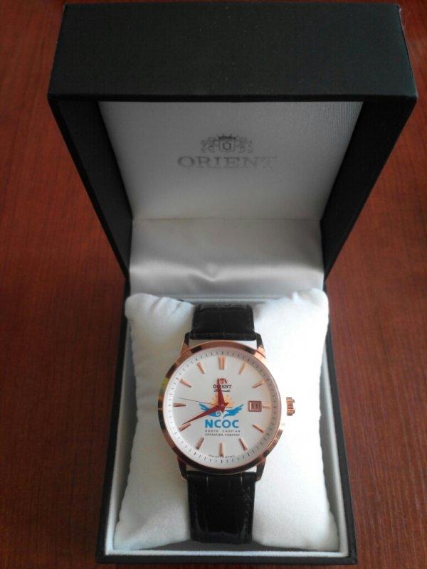 Часы наручные, брендирование наручных часов