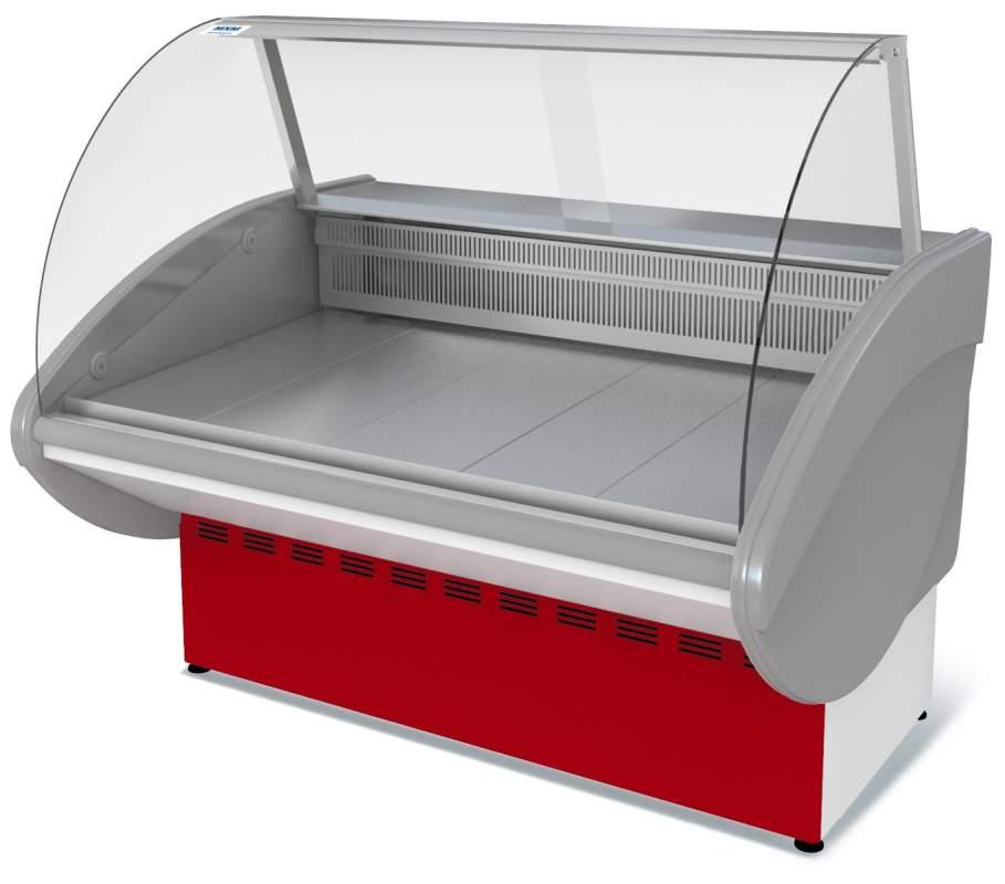 Холодильная витрина Илеть ВХС-1,5 динамика