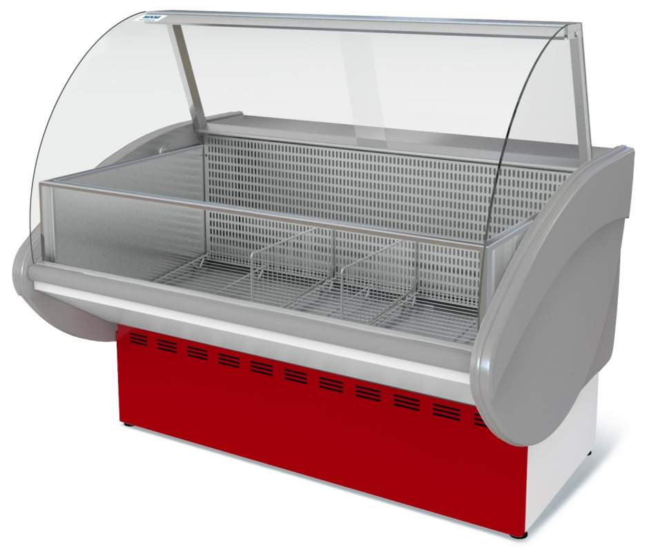 Холодильная витрина Илеть new ВХН-1,5