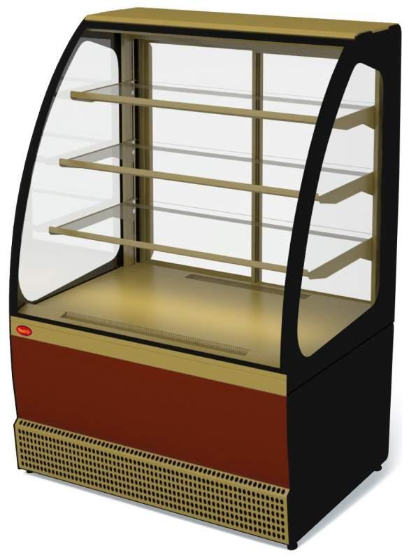 Холодильная витрина Veneto VS-0,95 крашеная