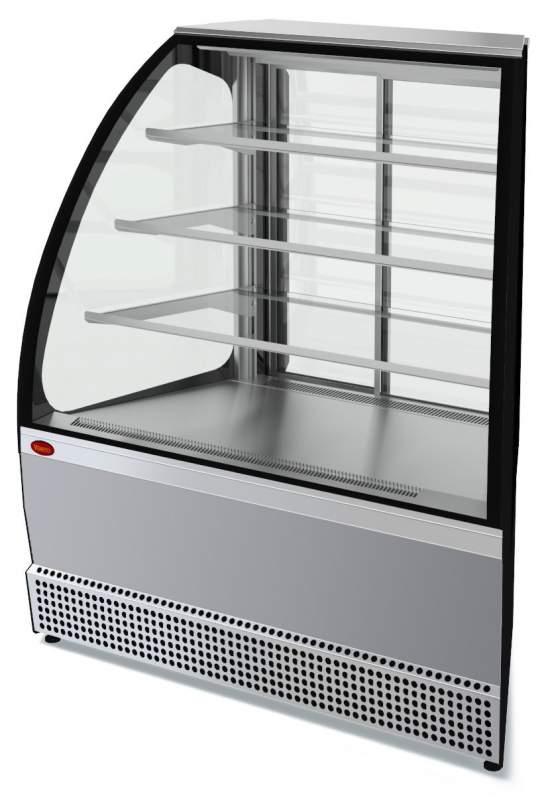 Холодильная витрина Veneto VS-UN нержавейка