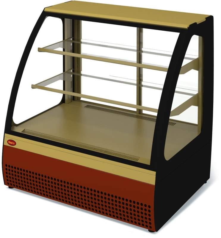 Холодильная витрина Veneto VSn-0,95 крашеная