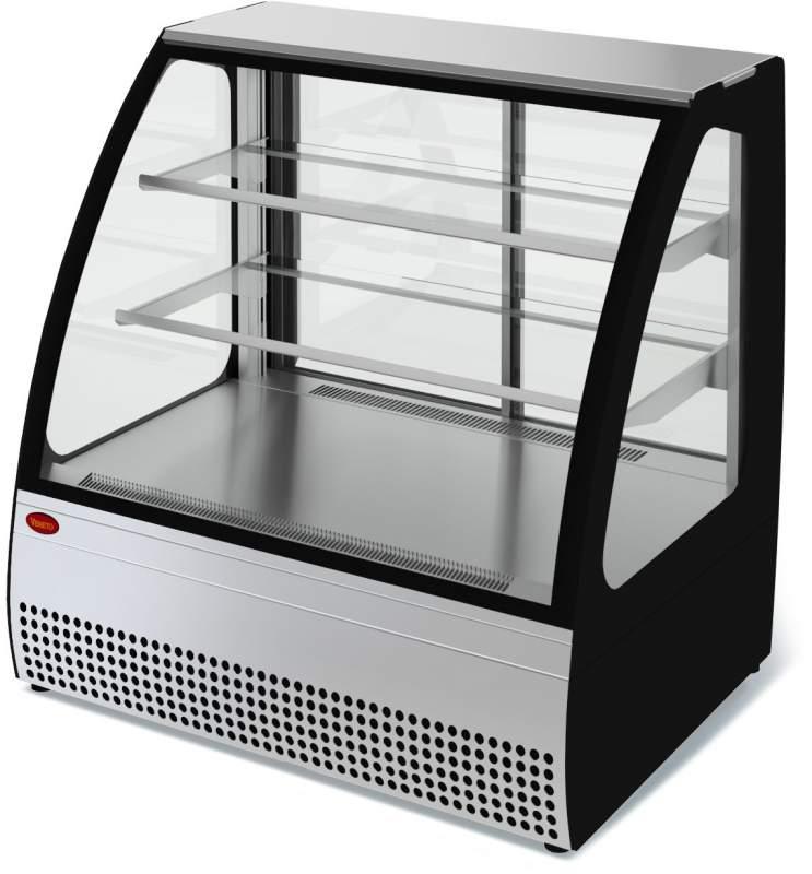 Холодильная витрина Veneto VSn-0,95 нержавейка