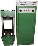 Купить Пресс лабораторный испытательный гидравлический ИП-100 (10тс)